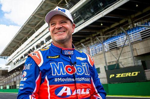 Plataforma promete entregar mensagens customizadas de ídolos - como Barrichello - a fãs