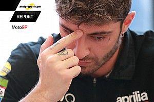 Report MotoGP: Iannone cade e Lorenzo si rialza?