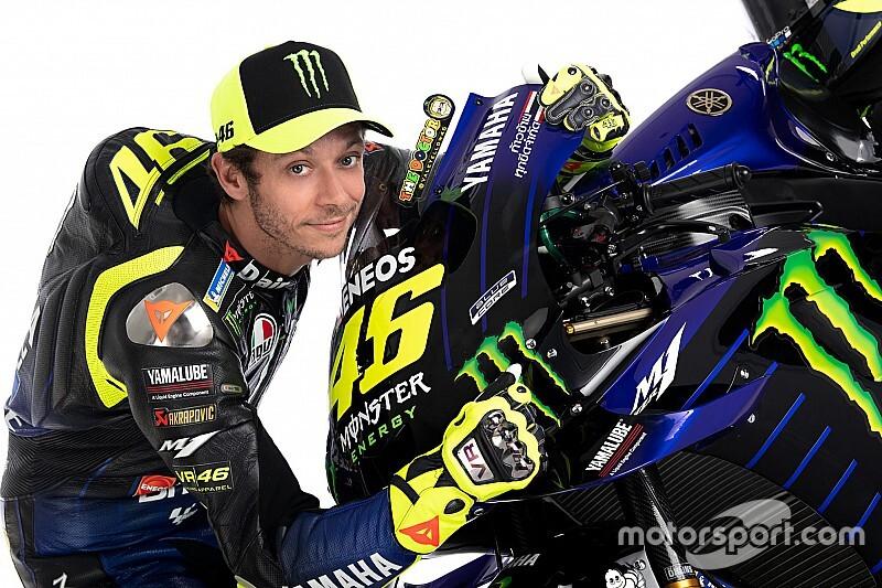 """Rossi: """"Yamaha me tornou dono do meu próprio destino"""""""