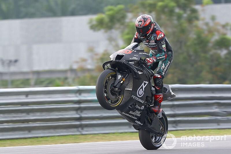 Test MotoGP Sepang, Giorno 3: Quartararo sempre imprendibile