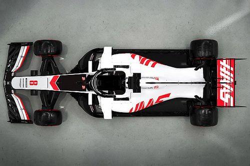 Teknik analiz: Haas VF-20