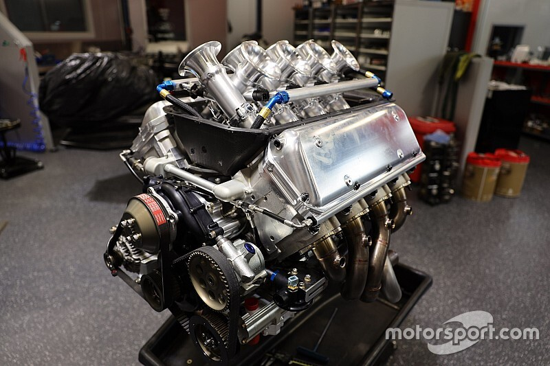 Walkinshaw floats control Supercars engine idea