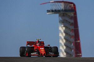 F1-teams klagen over hobbelig COTA na eerste training