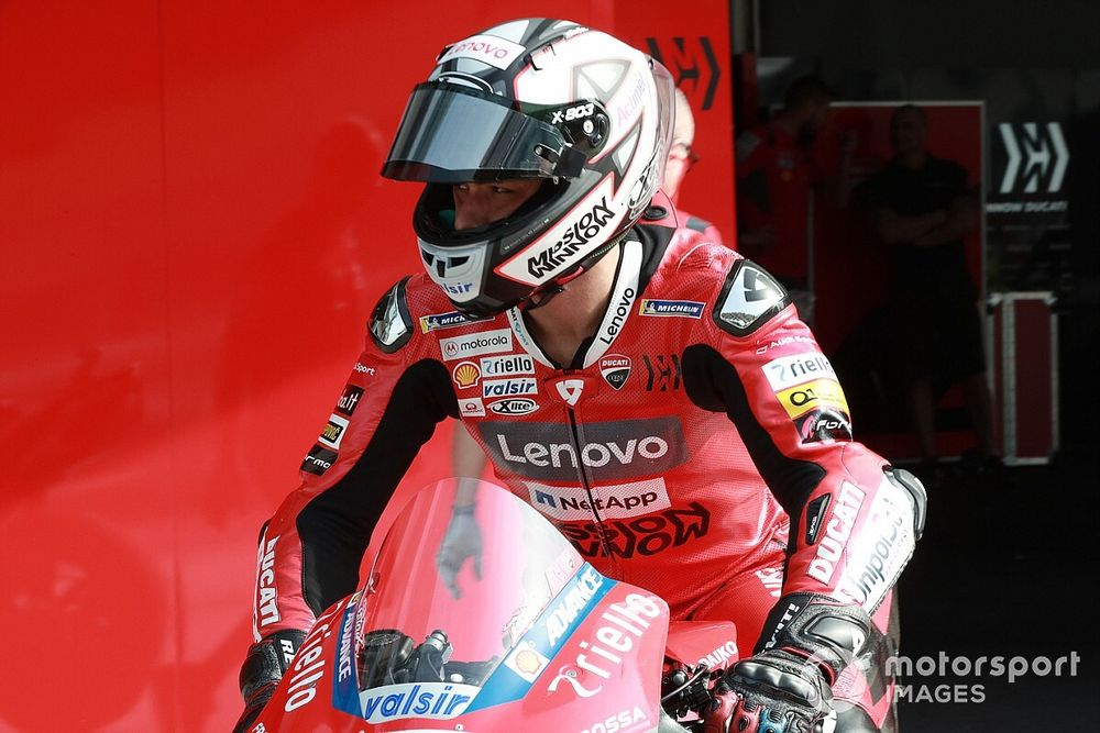 """Petrucci would be """"competitive right away"""" in WSBK"""