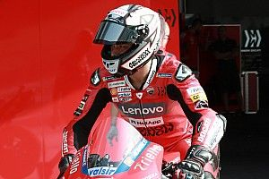 "Petrucci would be ""competitive right away"" in WSBK"