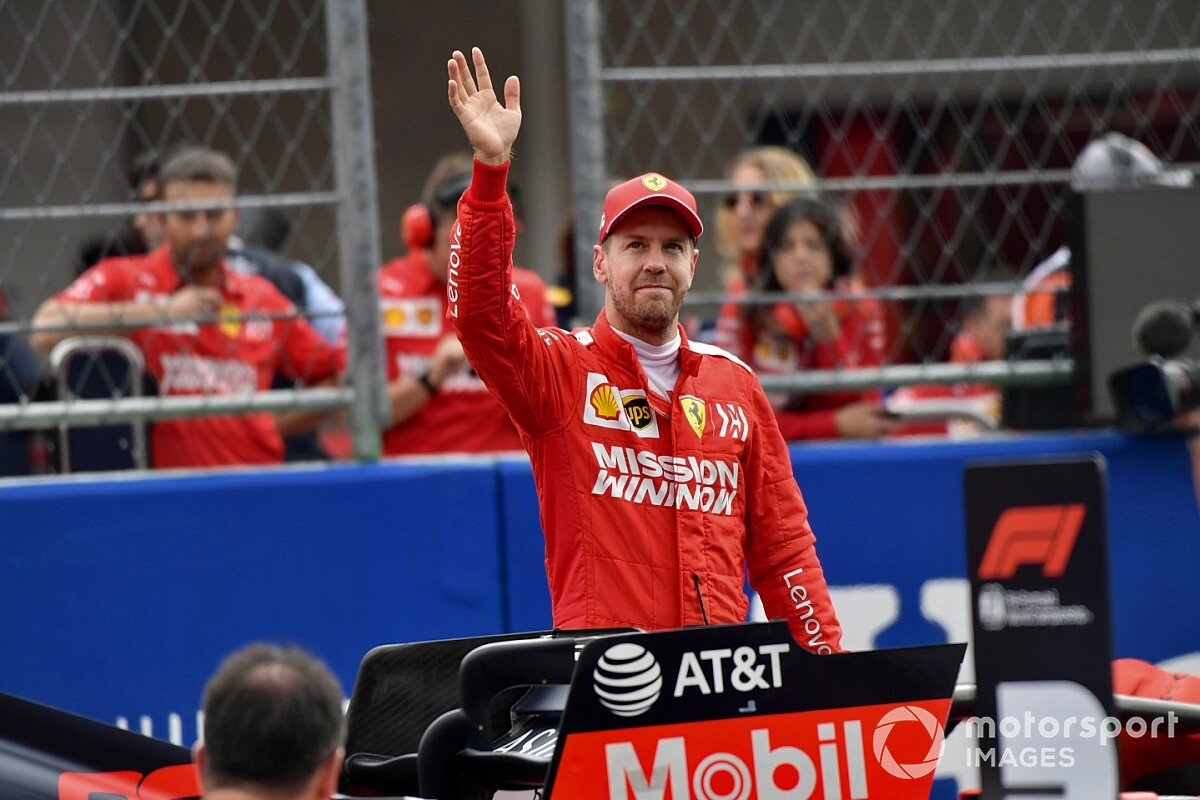 Vettel nie rozmawiał z Racing Point