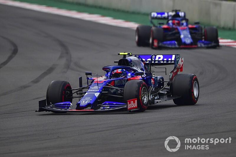 Gasly en Kvyat blijven bij Toro Rosso in 2020