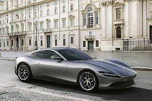 El nuevo Ferrari Roma 2020