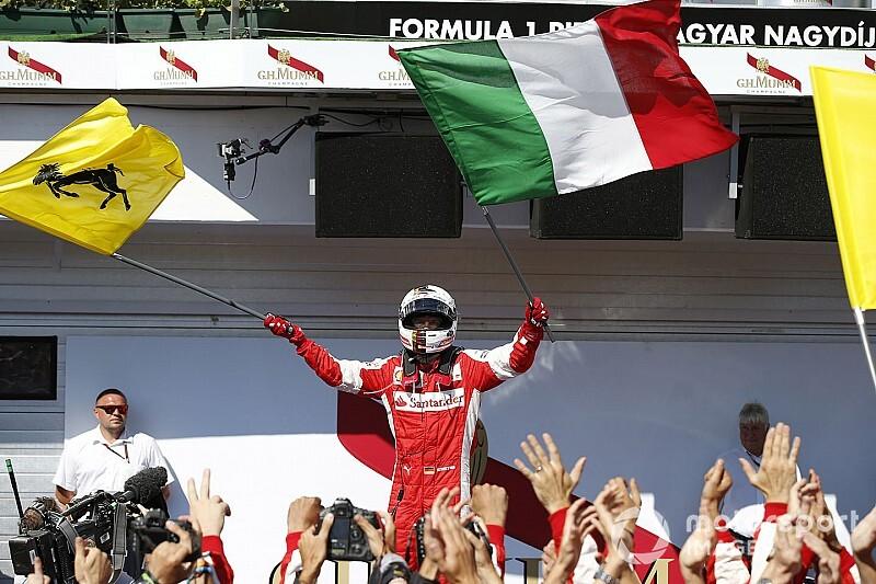 Las 100 carreras de Vettel con Ferrari: sus momentos clave