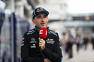 Kubica autótörése Brazíliából, rögtön az FP2 elején: videó