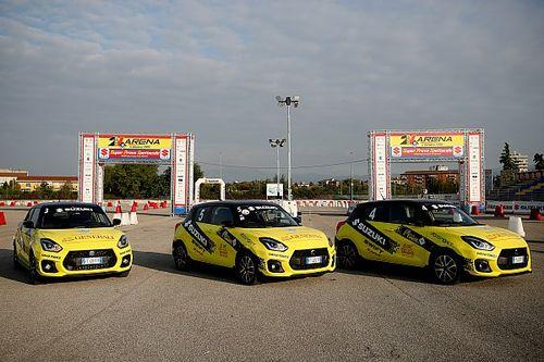 Suzuki ancora auto ufficiale di ACI Rally Italia Talent nel 2020