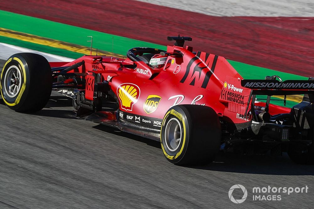 Ferrari to run testing-spec car in Austria ahead of big revamp