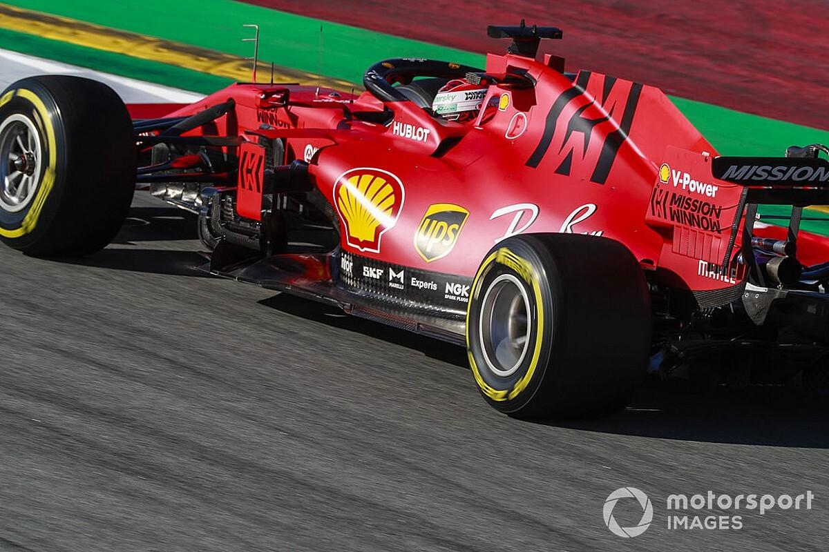 Ferrari привезет в Шпильберг машину в спецификации зимних тестов