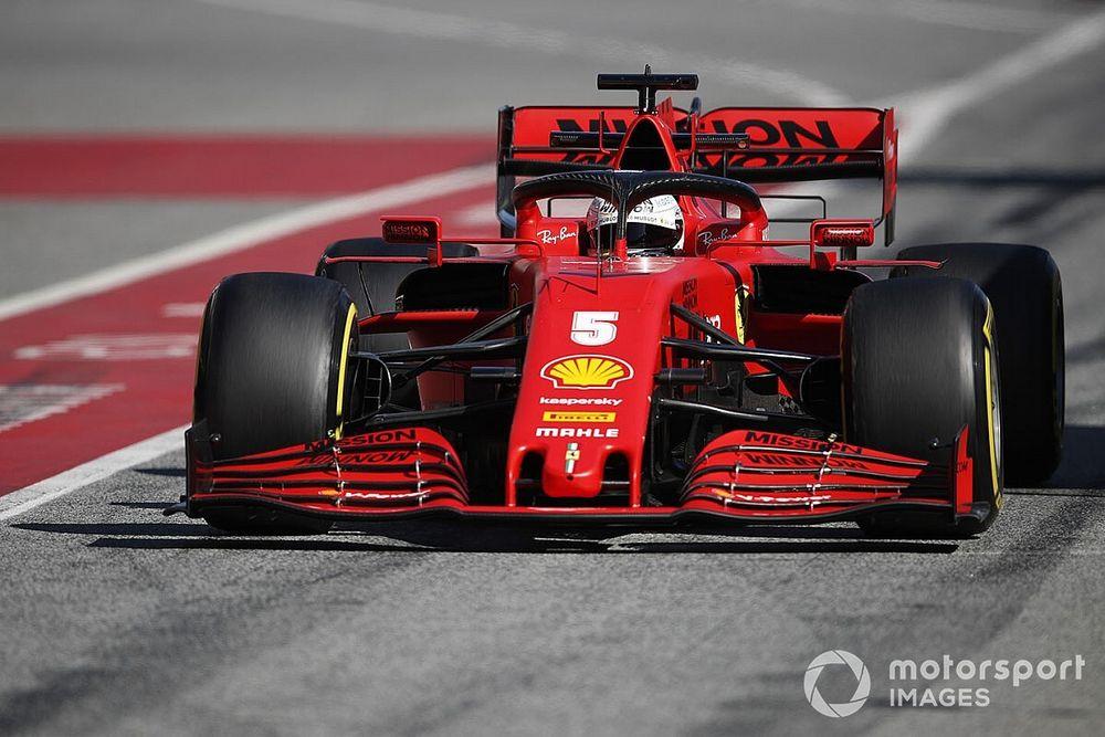 Carlin conseille à Vettel de prendre une année sabbatique