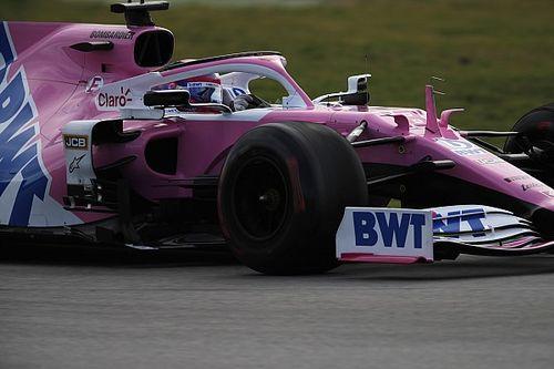 Vídeo: Racing Point completa el primer test con un F1 de 2020 en Silverstone