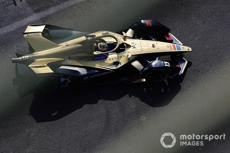 Да Кошта выиграл гонку Формулы Е в Марокко