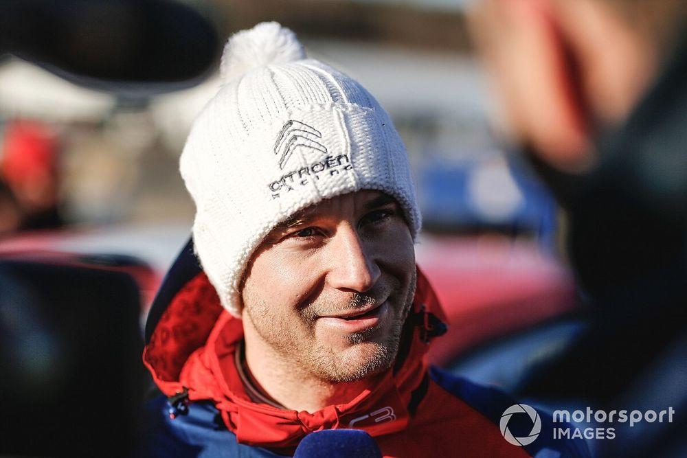 Citroen driver Ostberg to make rallycross debut in Projekt E