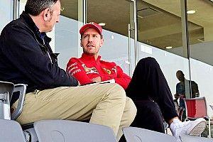 """Vettel: """"La F1 plastic free? Sia pioniera del cambiamento"""""""