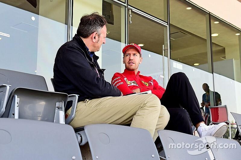 Vettel szerint van az a pont, amikor nemet kell mondani a csapatnak