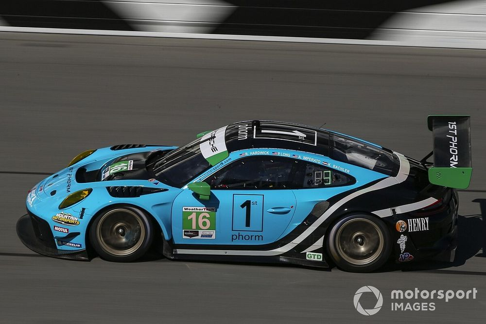 Wright Motorsports downsizes to one-car team for IMSA