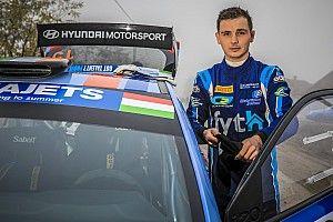 Callum Devine all'assalto dell'ERC con la Hyundai