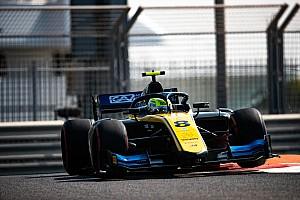 فورمولا 2: غيوتو يختتم الموسم بتحقيق الفوز بالسباق الثاني في أبوظبي