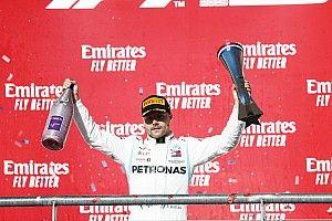 Mercedes: Bottas volt a megfelelő választás Rosberg után