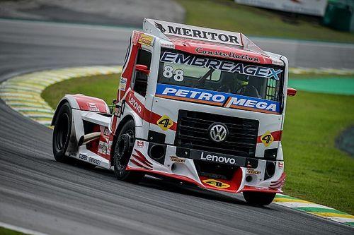 Beto Monteiro domina fim de semana e conquista o título da Copa Truck 2019 em Interlagos