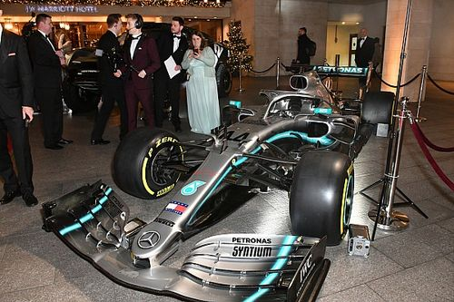 Autosport Awards: Mercedes wins Racing Car of the Year