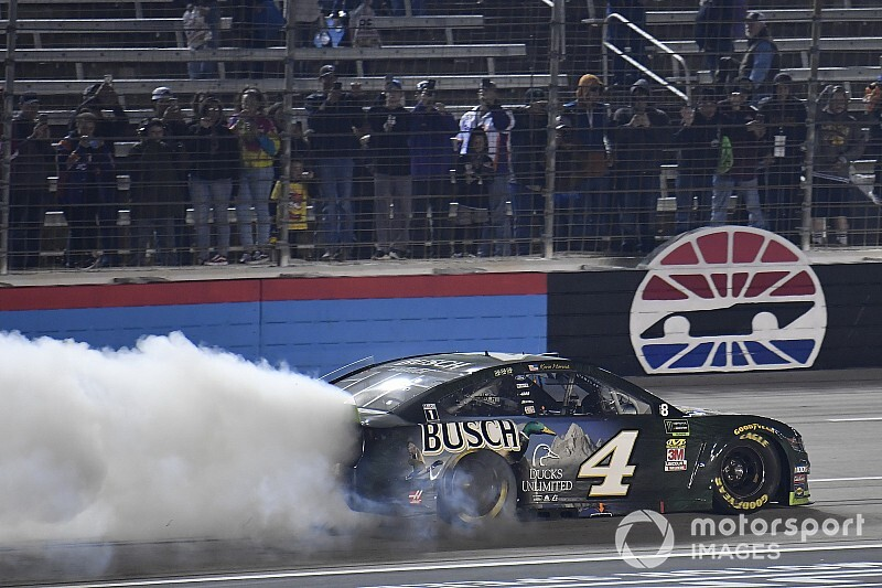 Kevin Harvick's 'character-building year' still ends with title shot