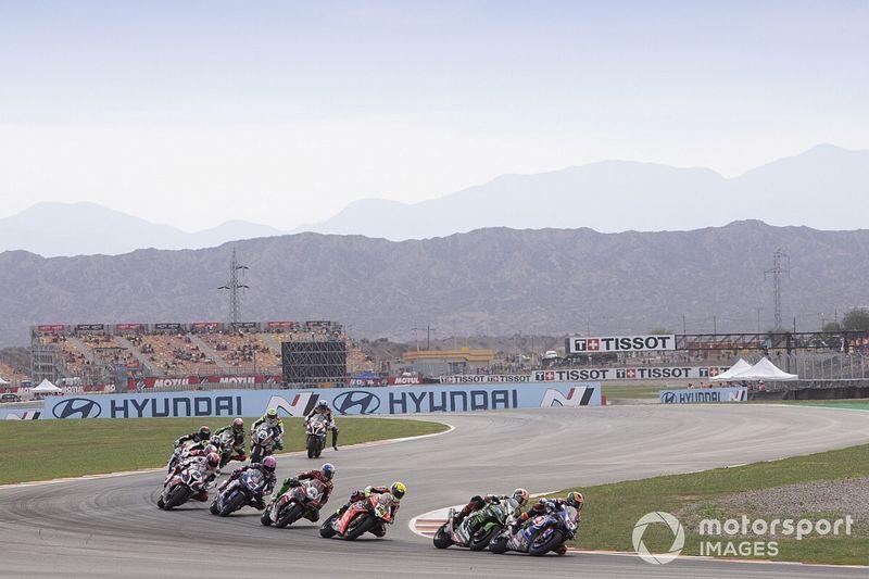 World Superbike rezygnuje z Argentyny