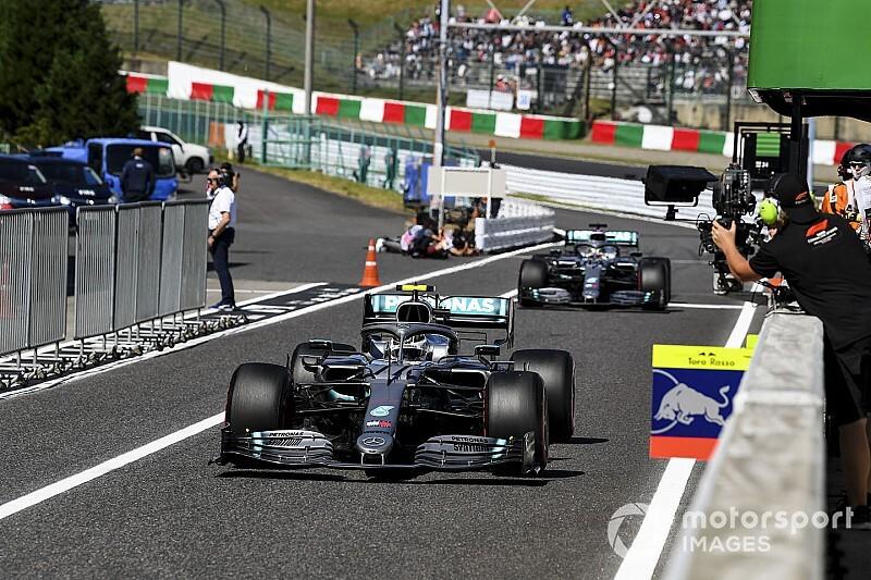 Гран При Японии: дуэли в квалификациях
