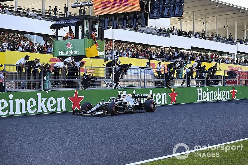 Japanese GP: Best of team radio