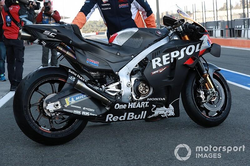 Gallery MotoGP: le novità tecniche di Valencia viste da vicino