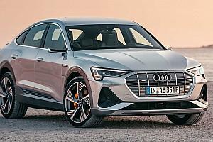 Audi e-tron Sportback - Az elektromos-hajtás az SUV coupé szegmensbe is beszivárgott
