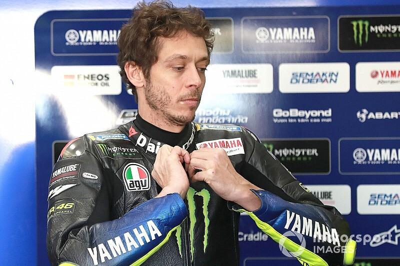 Rossi en Yamaha beslissen medio 2020 over toekomst