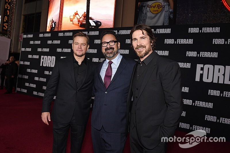 Double Oscar win for Ford v Ferrari movie