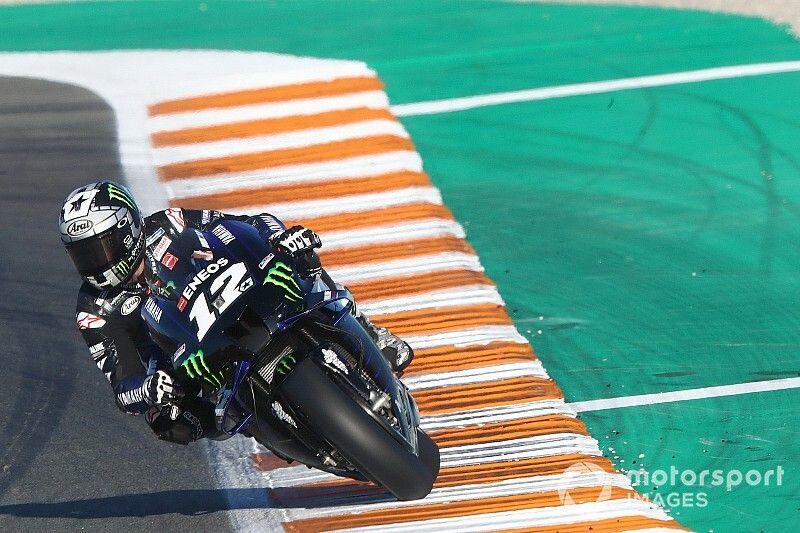 Виньялес стал быстрейшим на тестах MotoGP в Валенсии