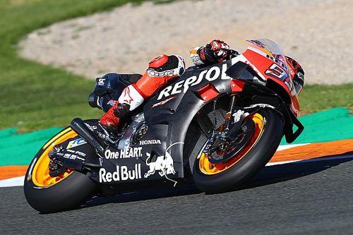 Márquez: Quiero la moto más rápida