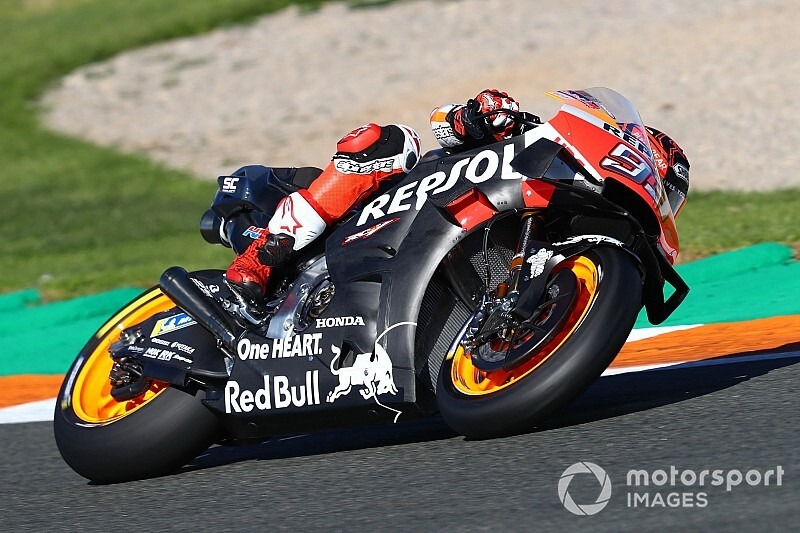 """Márquez: """"Quiero la moto más rápida y no importa si es difícil o no"""""""
