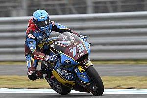 Moto2, Sepang: Marquez si gioca il match point dalla pole