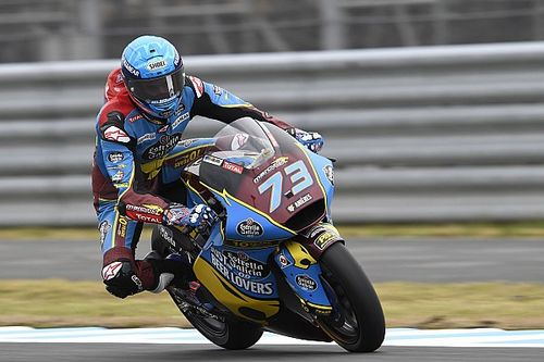 Moto2, Sepang: Marquez si gioca il match point dalla pole