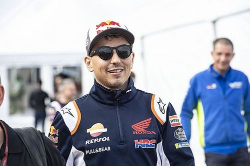 Lorenzo remercie Honda pour sa compréhension et sa patience
