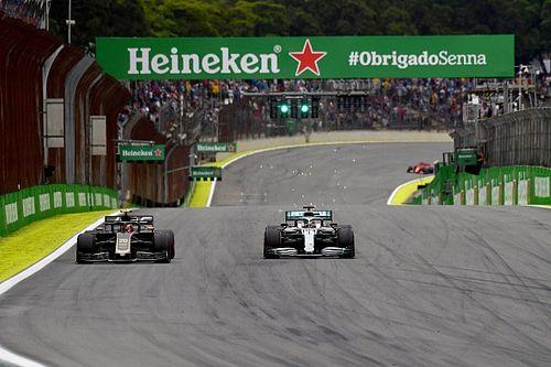 Así vivimos la clasificación del GP de Brasil