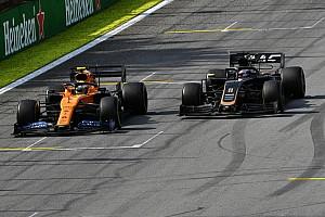 Un problème de MGU-K a handicapé Grosjean en fin de GP