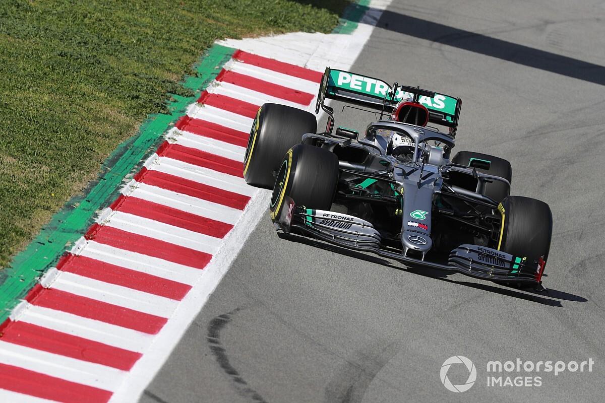Bottas fastest as 2020 pre-season testing ends