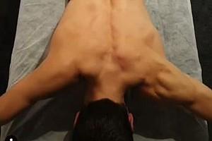 Marquez: che differenza tra la spalla operata e quella sana!