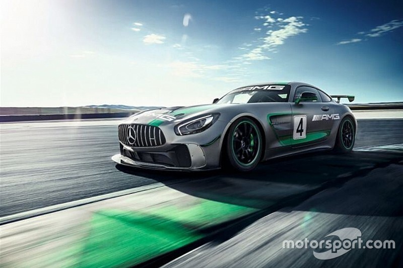 Il GT 2020 di V-Action sarà targato Mercedes AMG