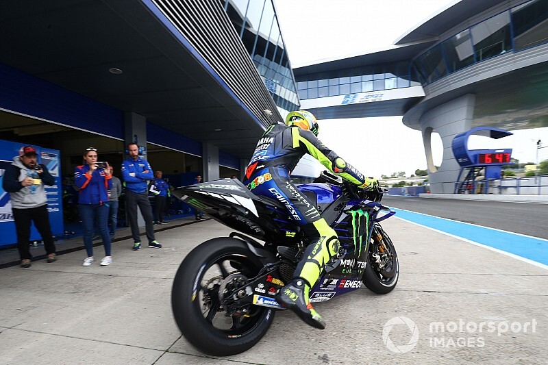 Las mejores fotos del test de Jerez