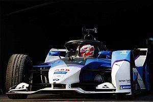 Gunther loses maiden Formula E podium